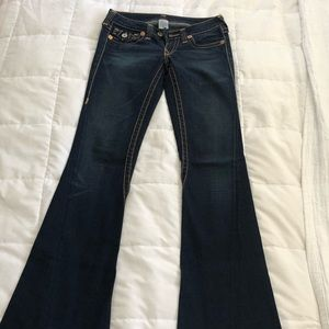 True Religion Jeans - True Religion Flare Jeans